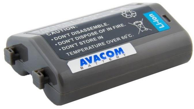 AVACOM Nikon EN-EL18 Li-Ion 10,8V 2600mAh 28Wh
