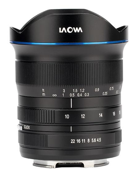 LAOWA 10-18 mm f/4,5-5,6 FE Zoom pro Sony E