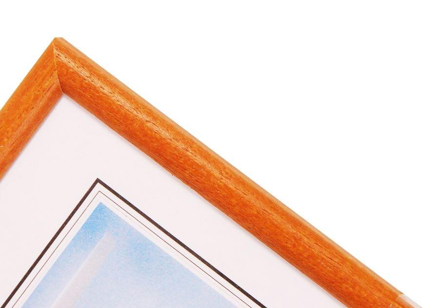 HAMA OREGON rám 10x15 dřevo, korek 64585