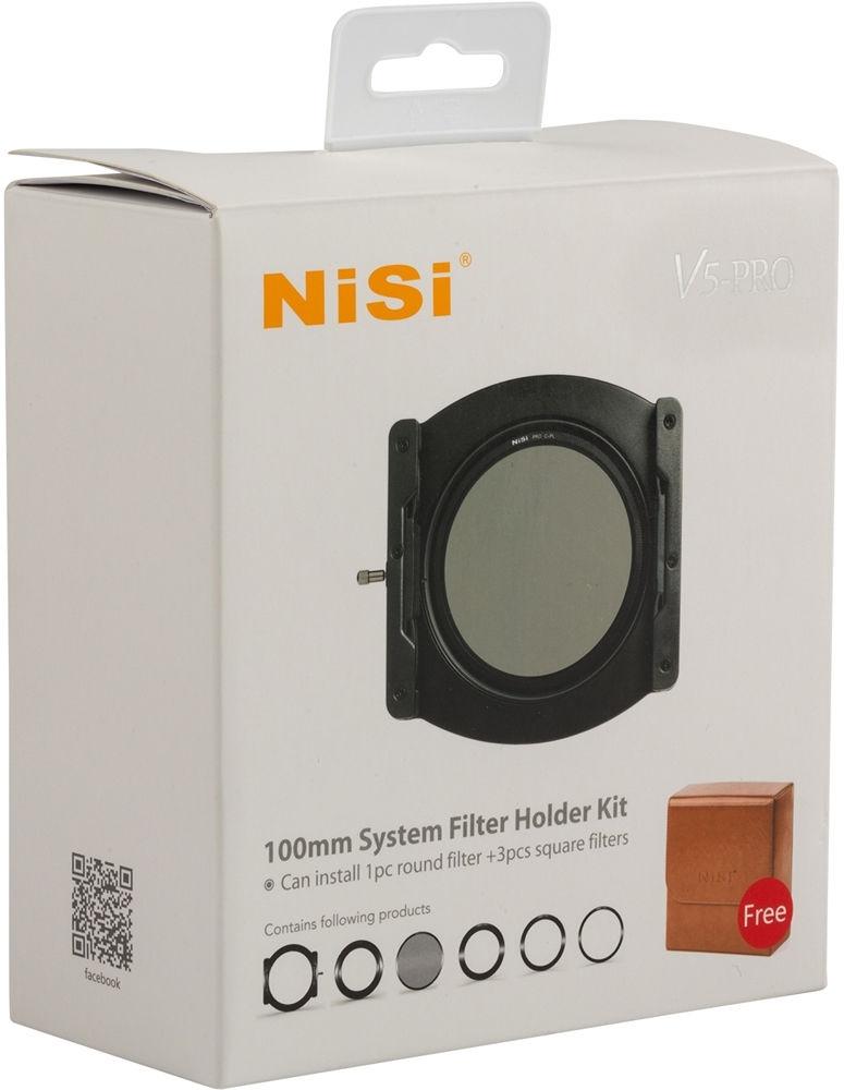 NISI sada držáku 100 mm V5 Pro Kit