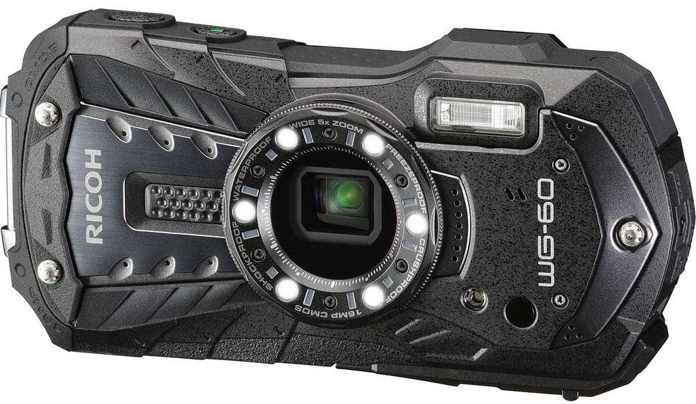 RICOH WG-60 černý Outdoor Kit