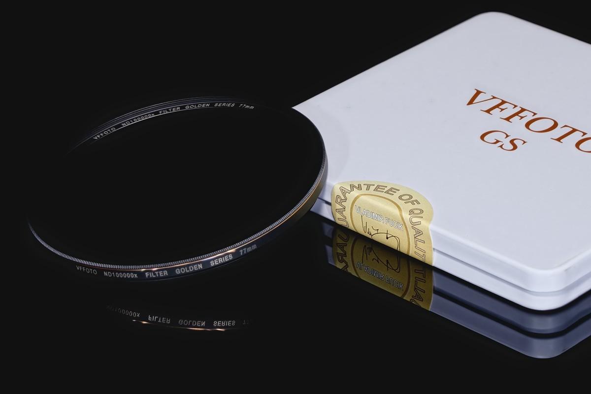 VFFOTO filtr ND 100000x GS 77 mm