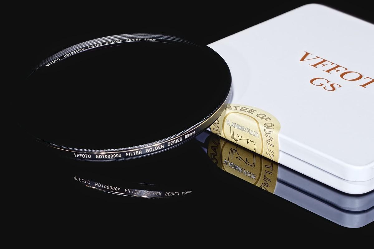 VFFOTO filtr ND 100000x GS 82 mm