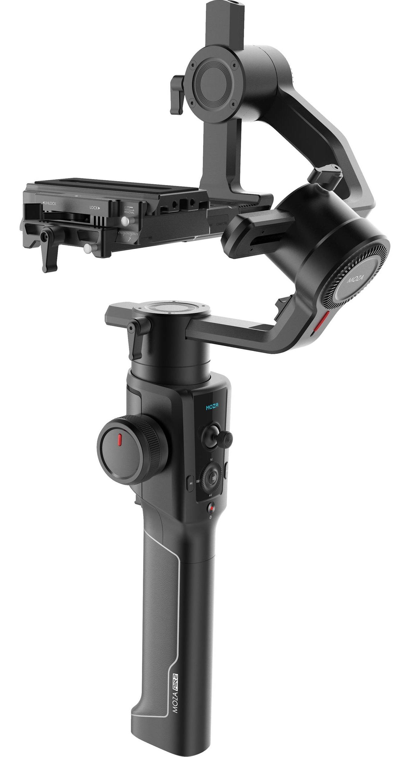 MOZA AIR 2 stabilizátor pro fotoaparáty