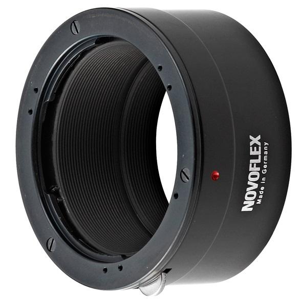 NOVOFLEX Adaptér EOSR/CONT obj. Yashica/Contax na tělo Canon EOS R