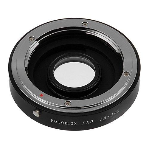 FOTODIOX adaptér objektivu Konica AR na tělo Canon EF s optikou