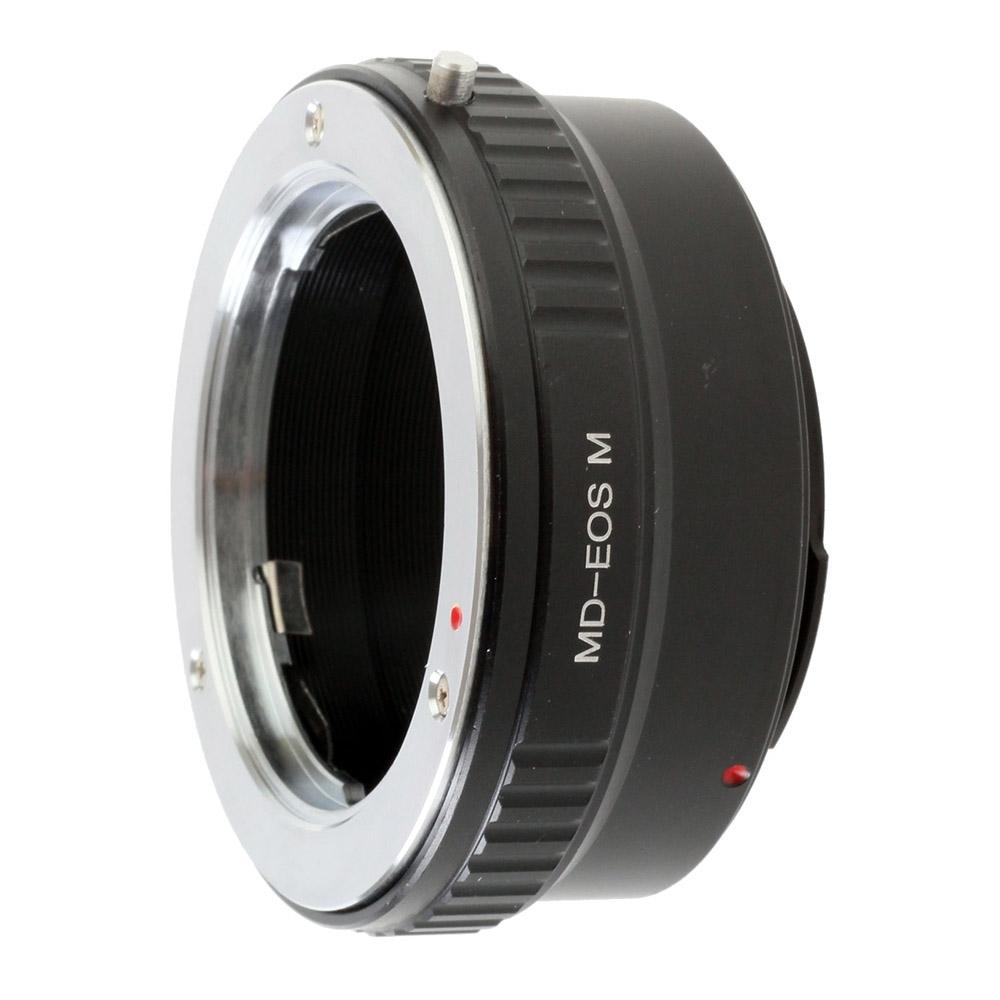 B.I.G. adaptér objektivu Minolta MD na tělo Canon EOS M