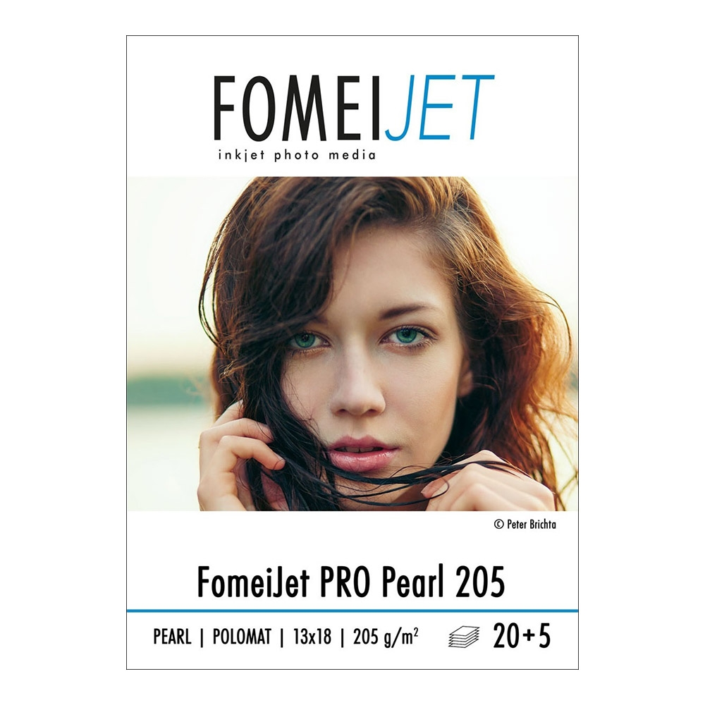 FOMEI Inkjet 13x18/20+5 FomeiJet PRO Pearl 205