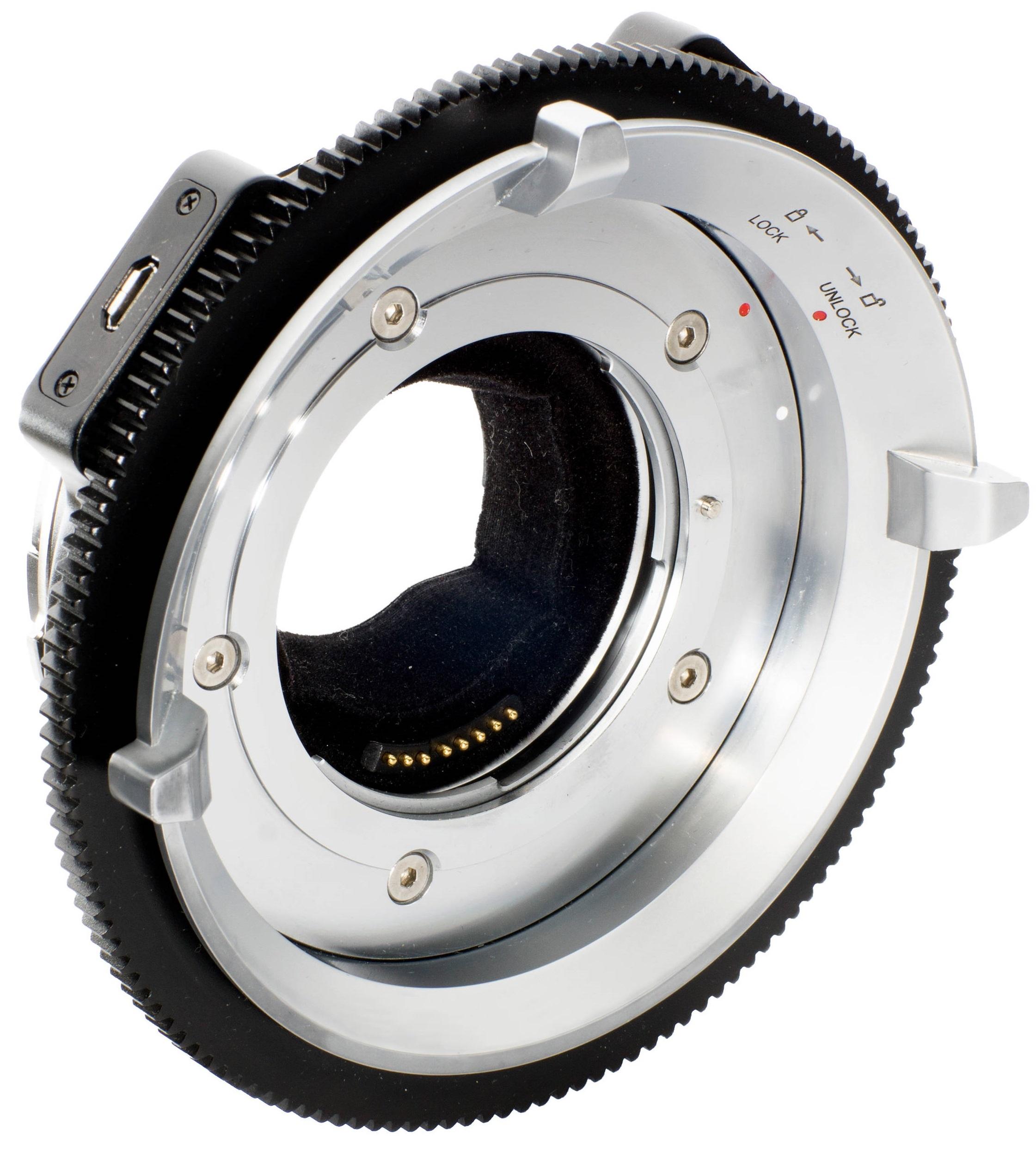 METABONES adaptér objektivu Canon EF na Sony FZ T CINE Smart