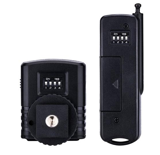 JJC spoušť rádiová JM-R2II (RR-100) pro Fujifilm X-M/T/E/A/Q/H1/Pro/X100/70, GFX