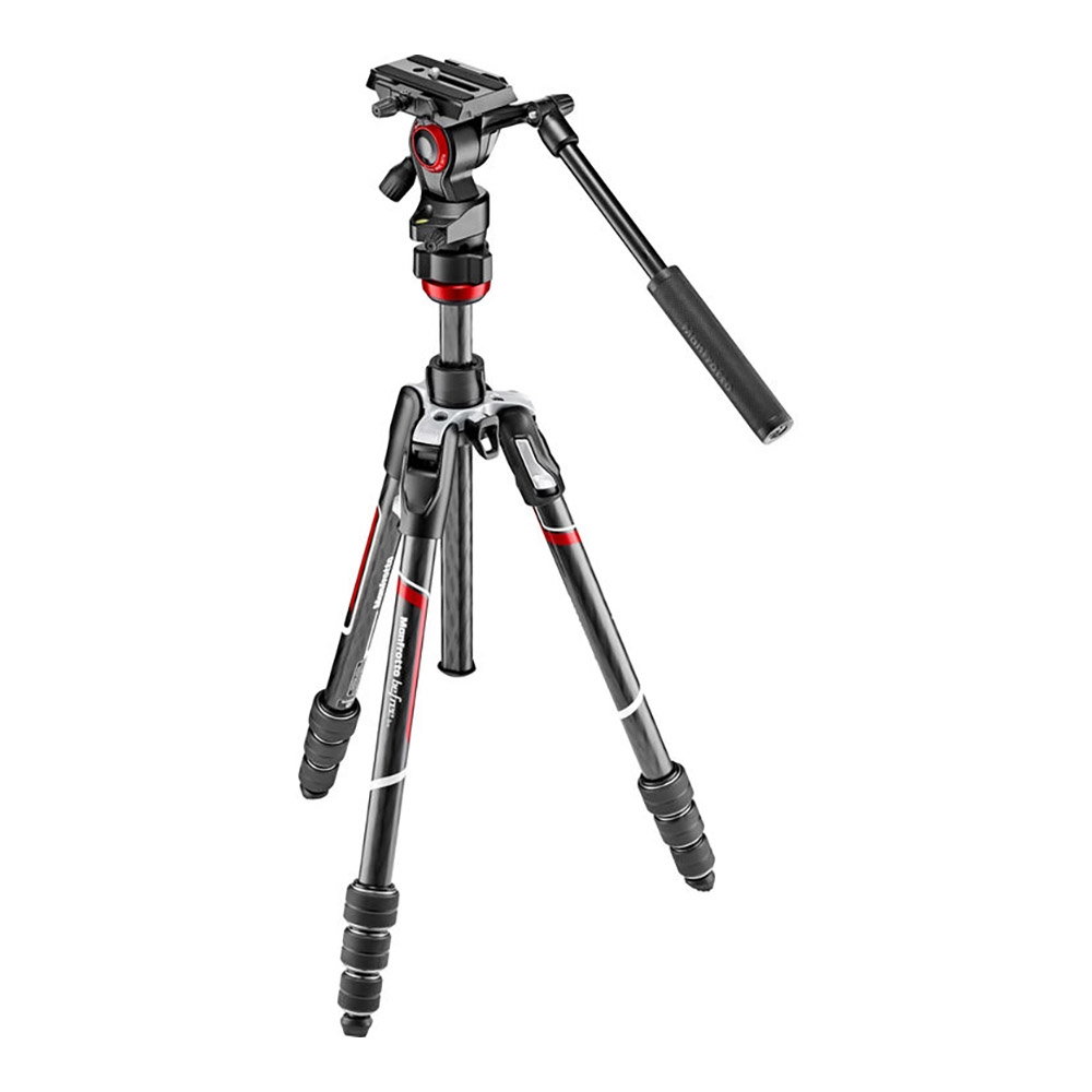 MANFROTTO MVKBFRTC-LIVE Befree Carbon
