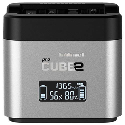 HAHNEL Procube2 nabíječka s LCD pro Canon LP-E6/8/17
