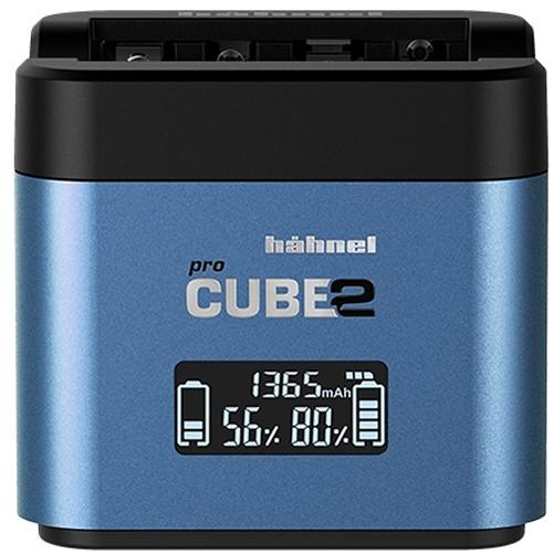 HAHNEL Procube2 nabíječka s LCD pro Panasonic BLF19/BLG10 a Fuji NP-W126