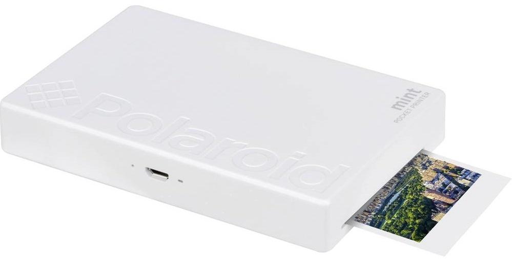 POLAROID mobilní tiskárna MINT bílá