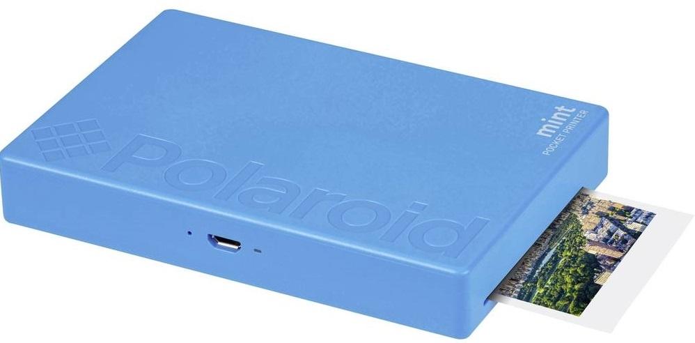 POLAROID mobilní tiskárna MINT modrá