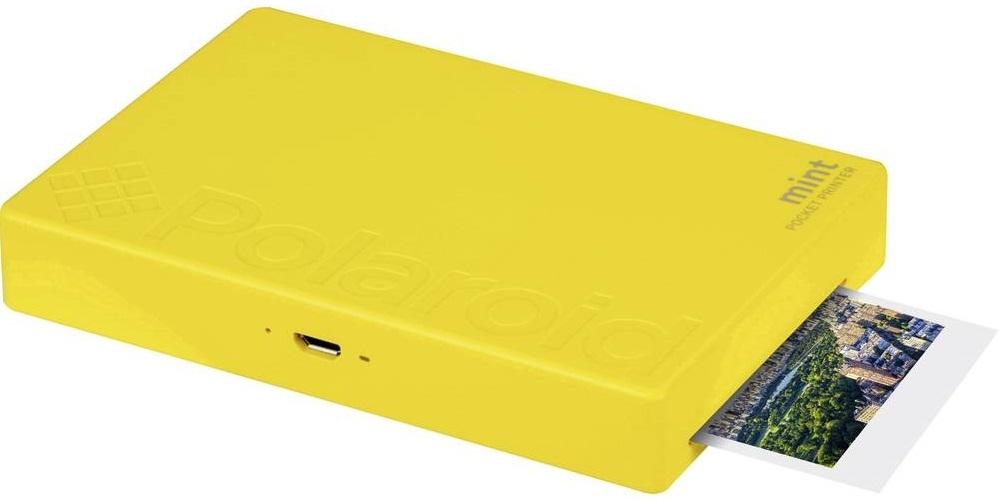 POLAROID mobilní tiskárna MINT žlutá