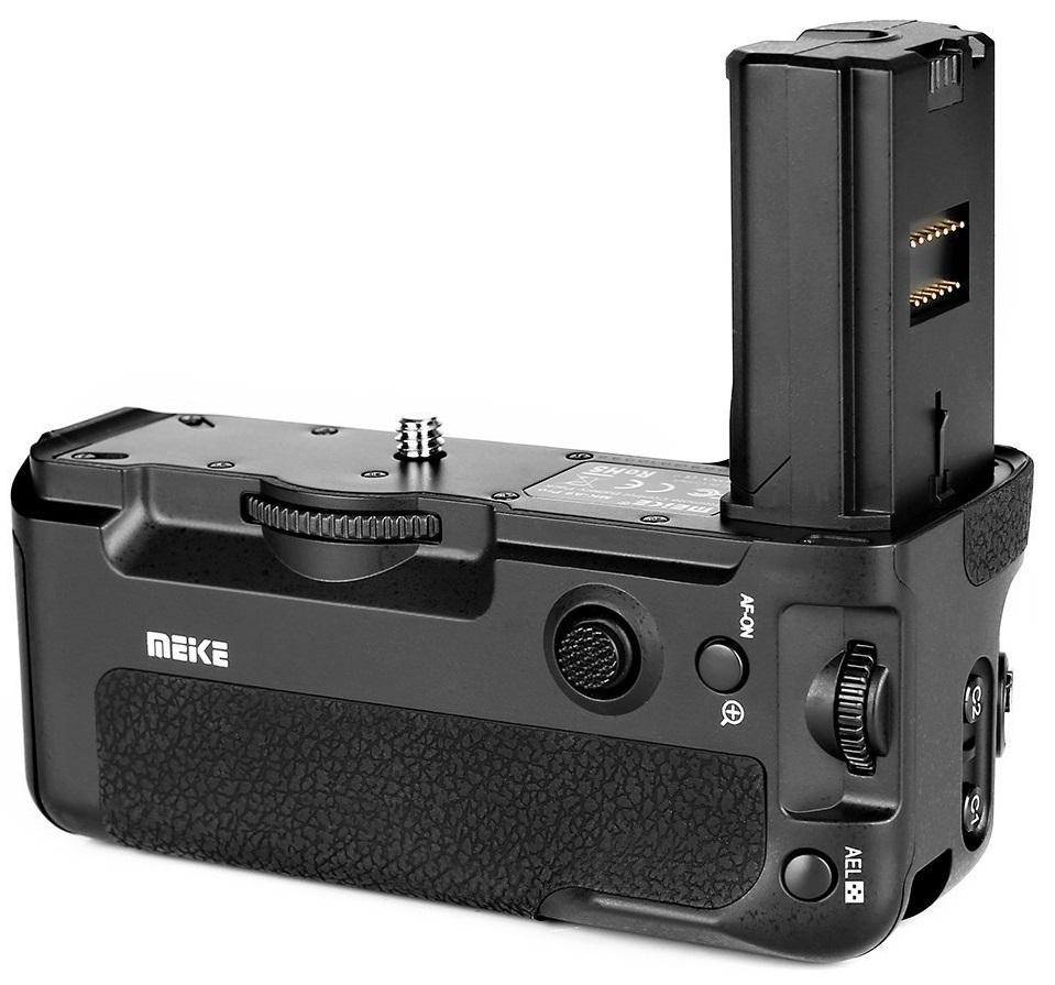 MEIKE bateriový grip MK-A9 (VG-C3EM) + dálková spoušť pro Sony A9/A7III/A7RIII