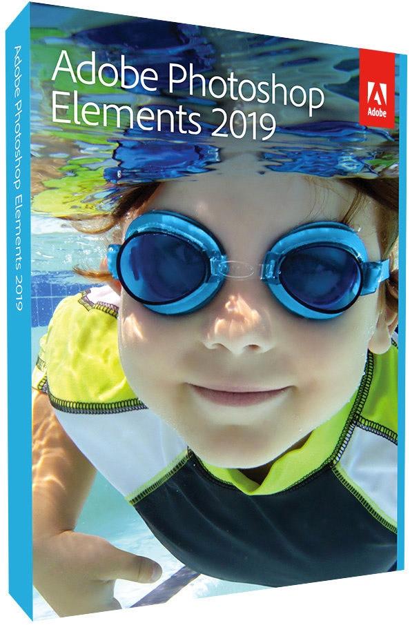 Adobe Photoshop Elements 2019 WIN CZ Full