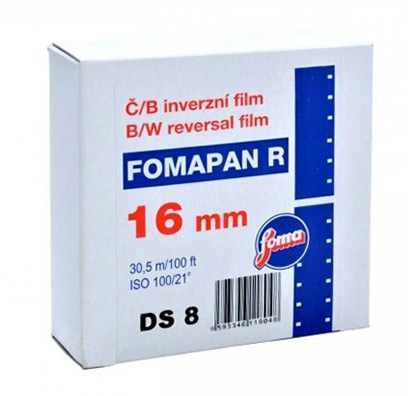 FOMAPAN R 100 DS 8 mm/30,5 m