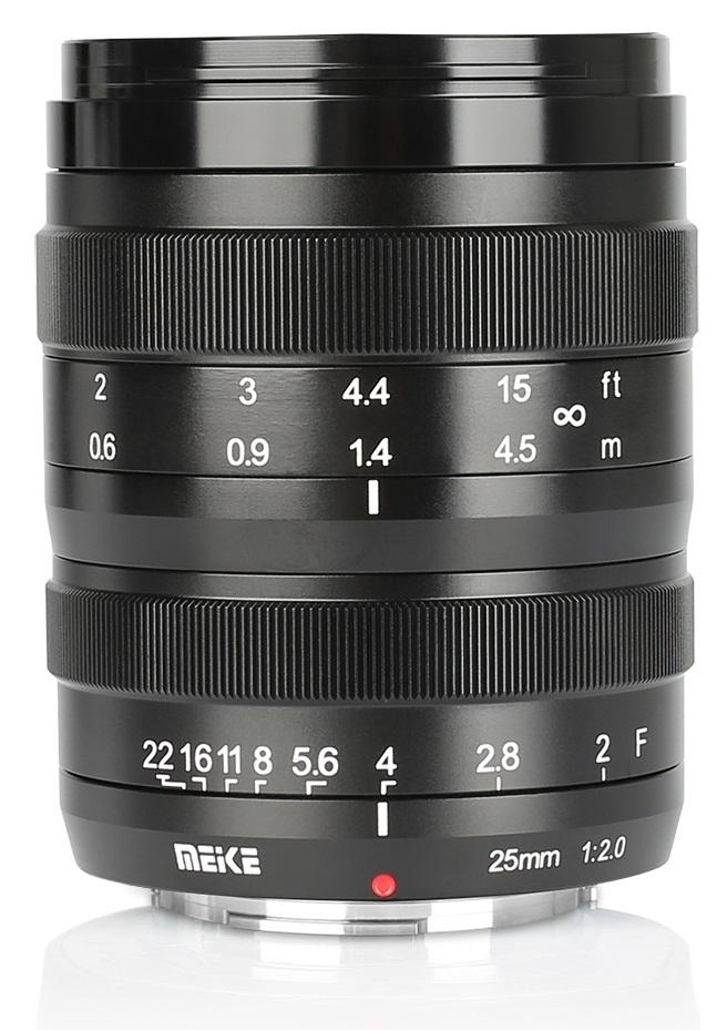 MEIKE 25 mm f/2 MC pro Sony E (APS-C)