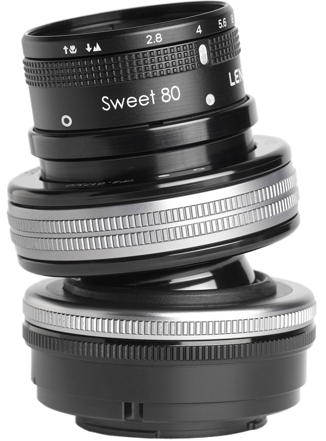 LENSBABY Composer Pro II Sweet 80 pro Canon EOS