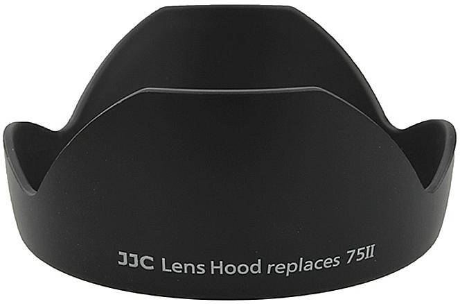 JJC sluneční clona LH-75II (EW-75II) pro Canon EF 20/2,8 USM