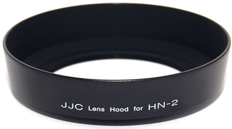 JJC sluneční clona LH-N2 (HN-2) pro Nikon AF 28/2,8 a 35-70/3,3-4,5