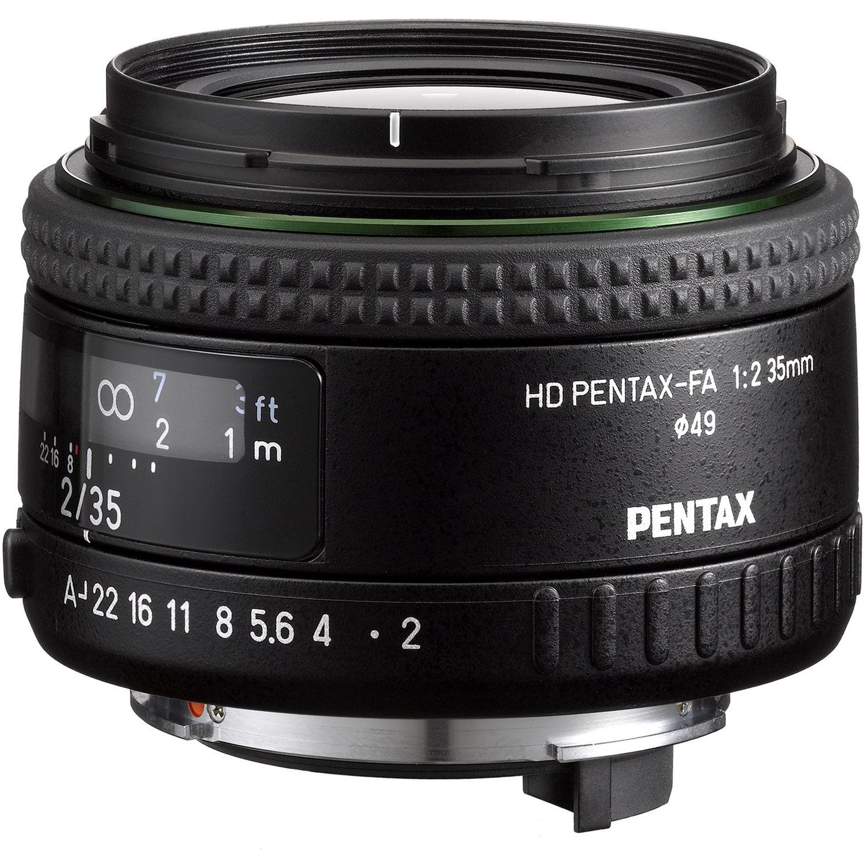 PENTAX 35 mm f/2 HD FA AL