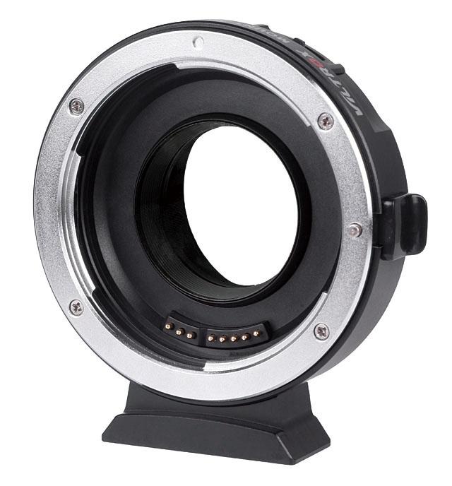 VILTROX EF-M1 adaptér objektivu Canon EF na tělo MFT
