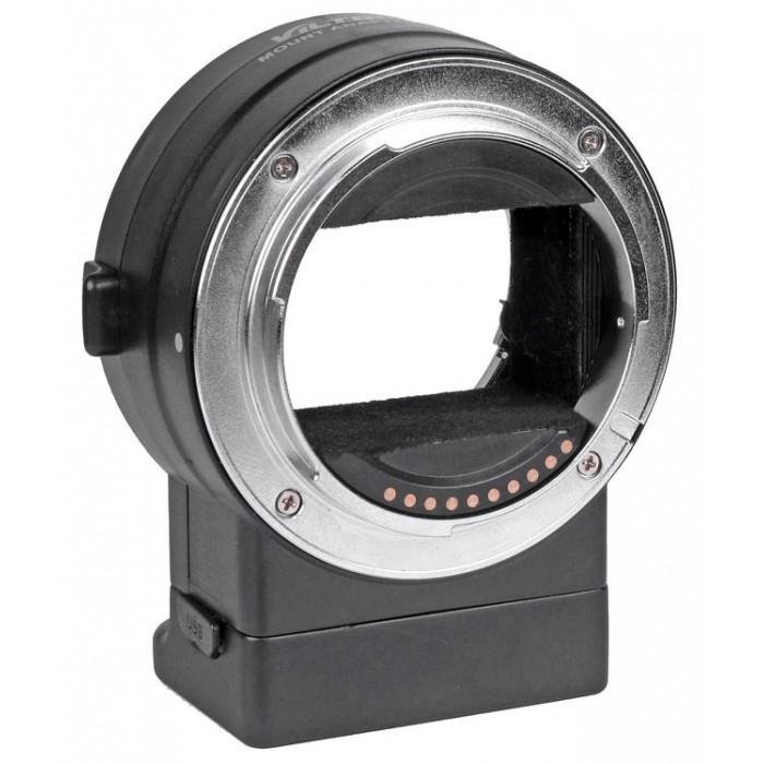 VILTROX NF-E1 adaptér objektivu Nikon F na tělo Sony E