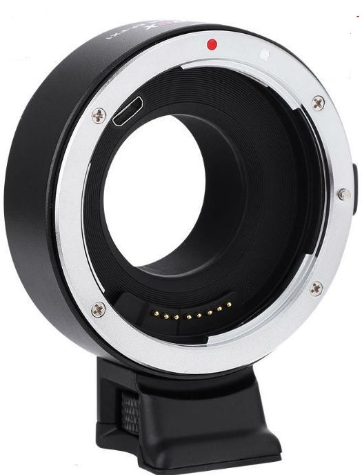 VILTROX EF-EX1 adaptér objektivu Canon EOS na tělo Fujifilm X