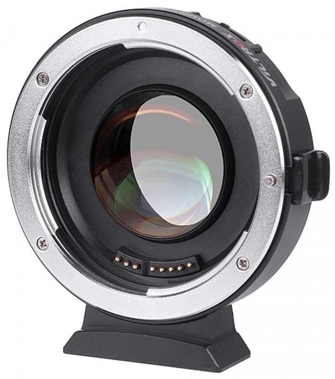 VILTROX EF-M2 II adaptér objektivu Canon EF na tělo MFT Speed Booster 0,71x