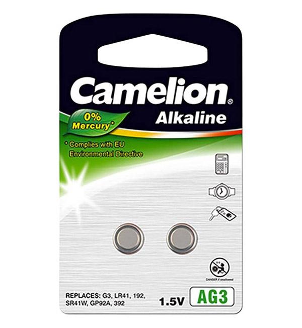 CAMELION AG3 LR41 1,5V