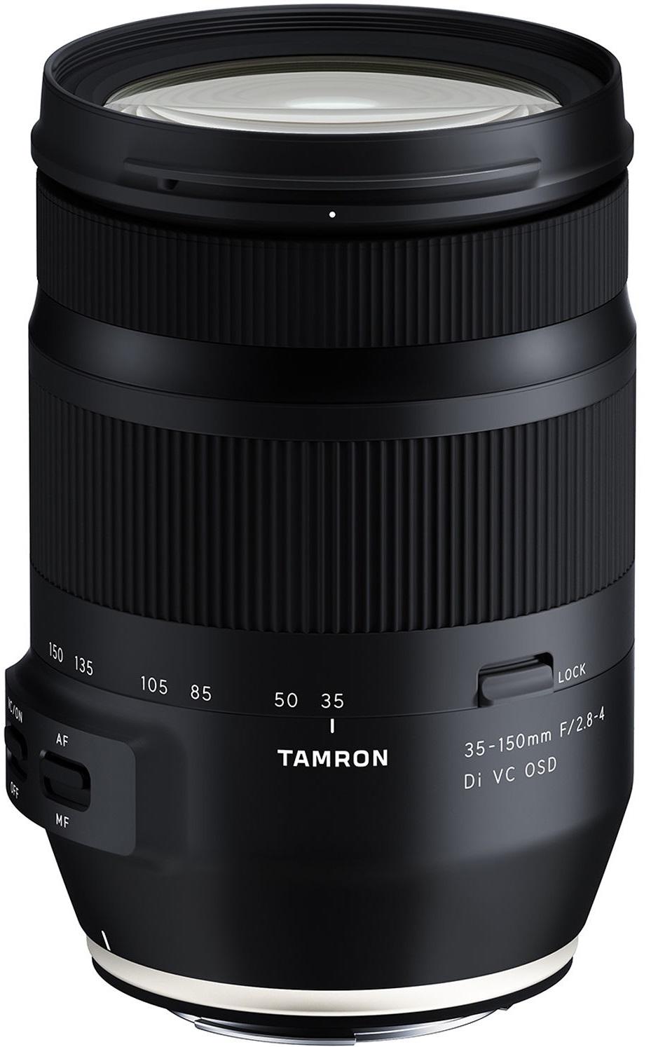TAMRON 35-150 mm f/2,8-4 Di VC OSD pro Canon EF