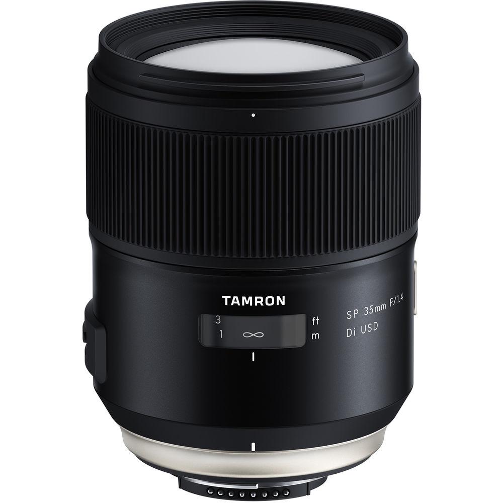 TAMRON 35 mm f/1,4 SP Di USD pro Nikon F