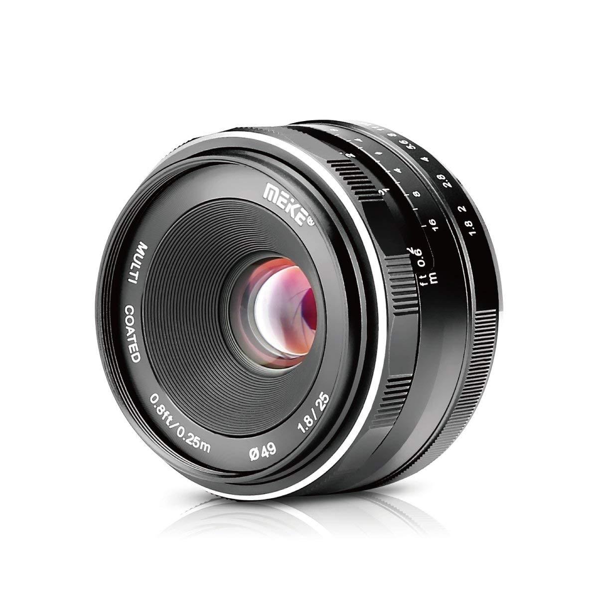 MEIKE 25 mm f/1,8 MC pro Fujifilm X
