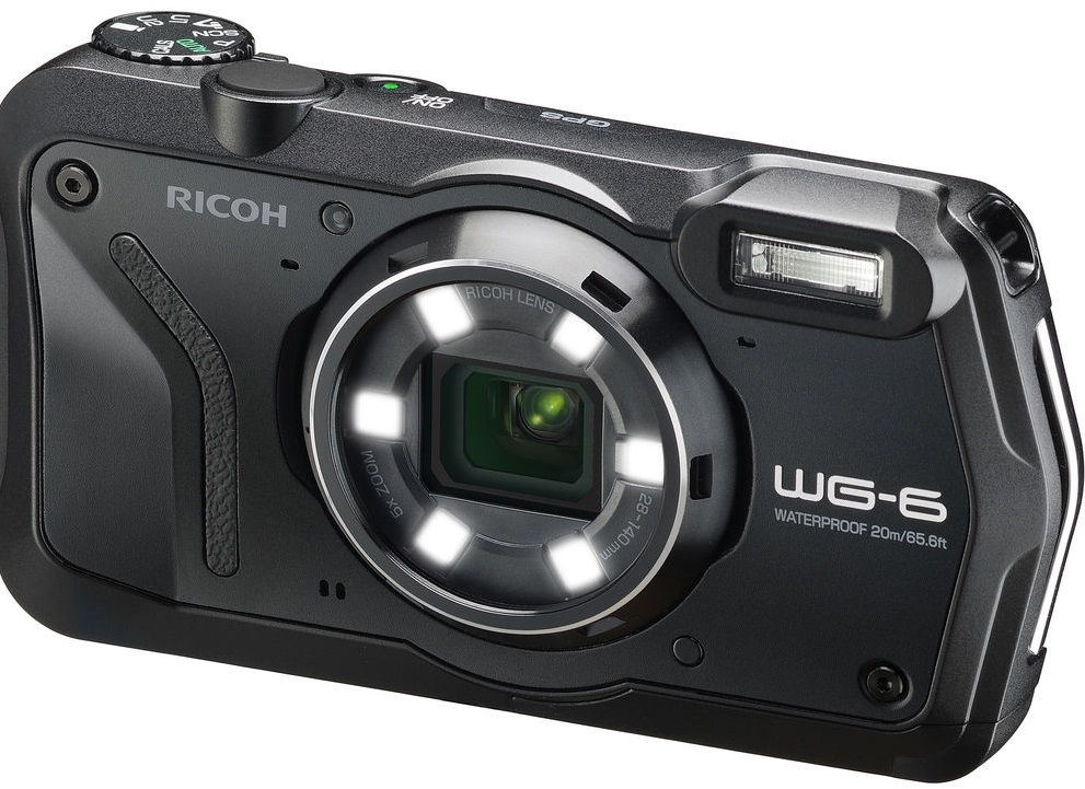 RICOH WG-6 černý