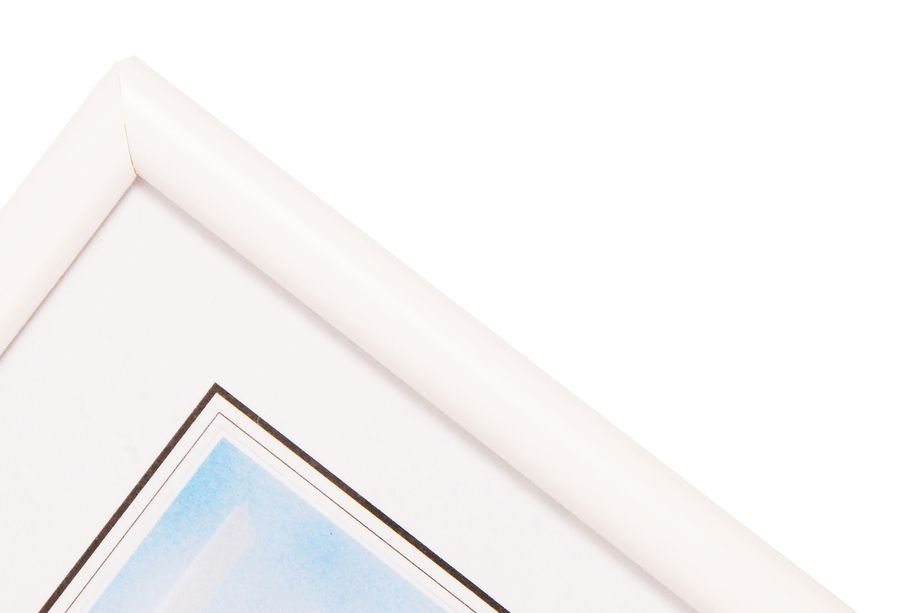 HAMA OREGON rám 10x15 dřevo, bílý 64675