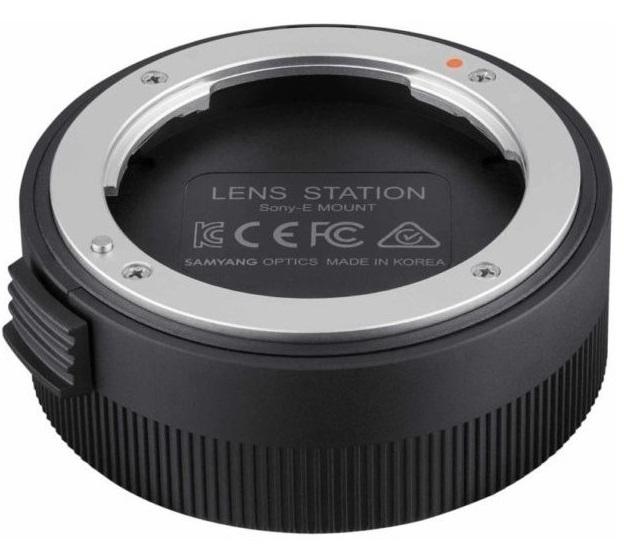 SAMYANG dokovací stanice pro Canon EF