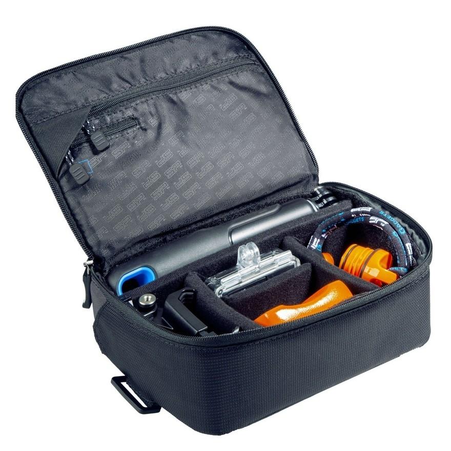 SP GADGETS Soft case Black - pouzdro pro GoPro