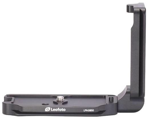 LEOFOTO LPN-D850 L destička Arca pro Nikon D850
