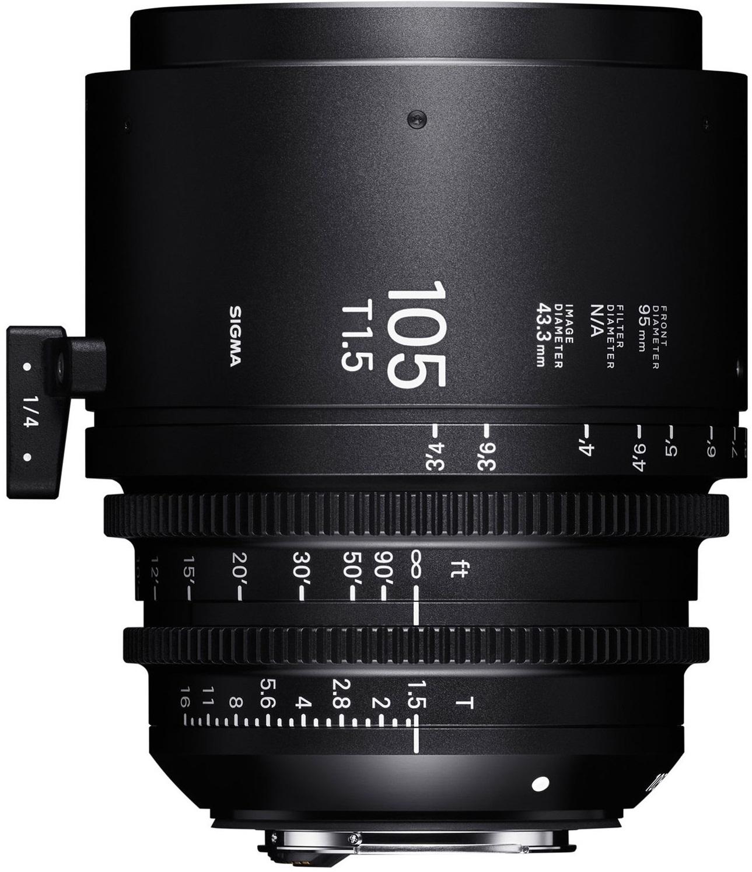 E-shop SIGMA 105 mm T1,5 FF FL PL-mount