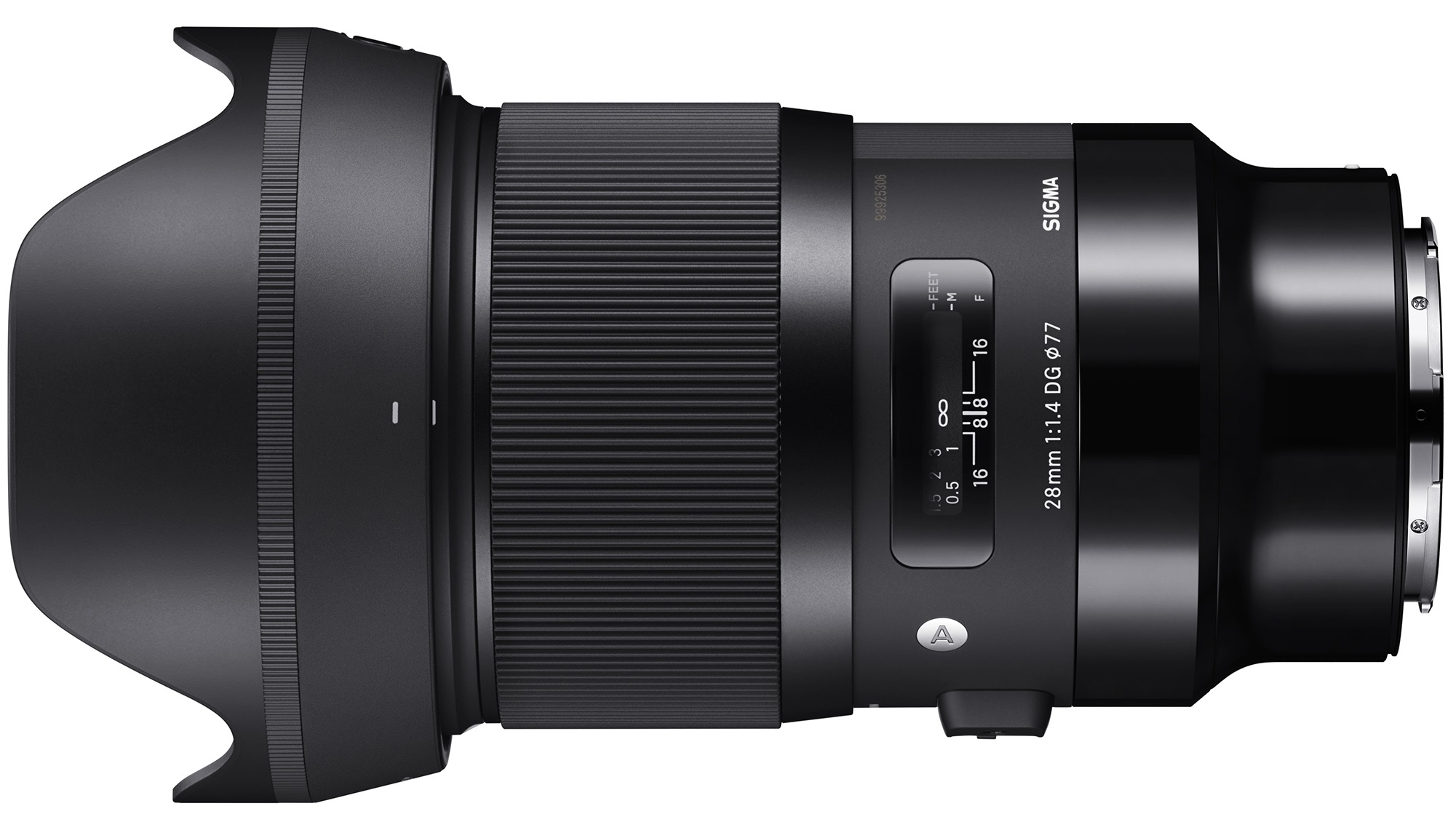 SIGMA 28 mm f/1,4 DG HSM Art pro Panasonic/Leica L