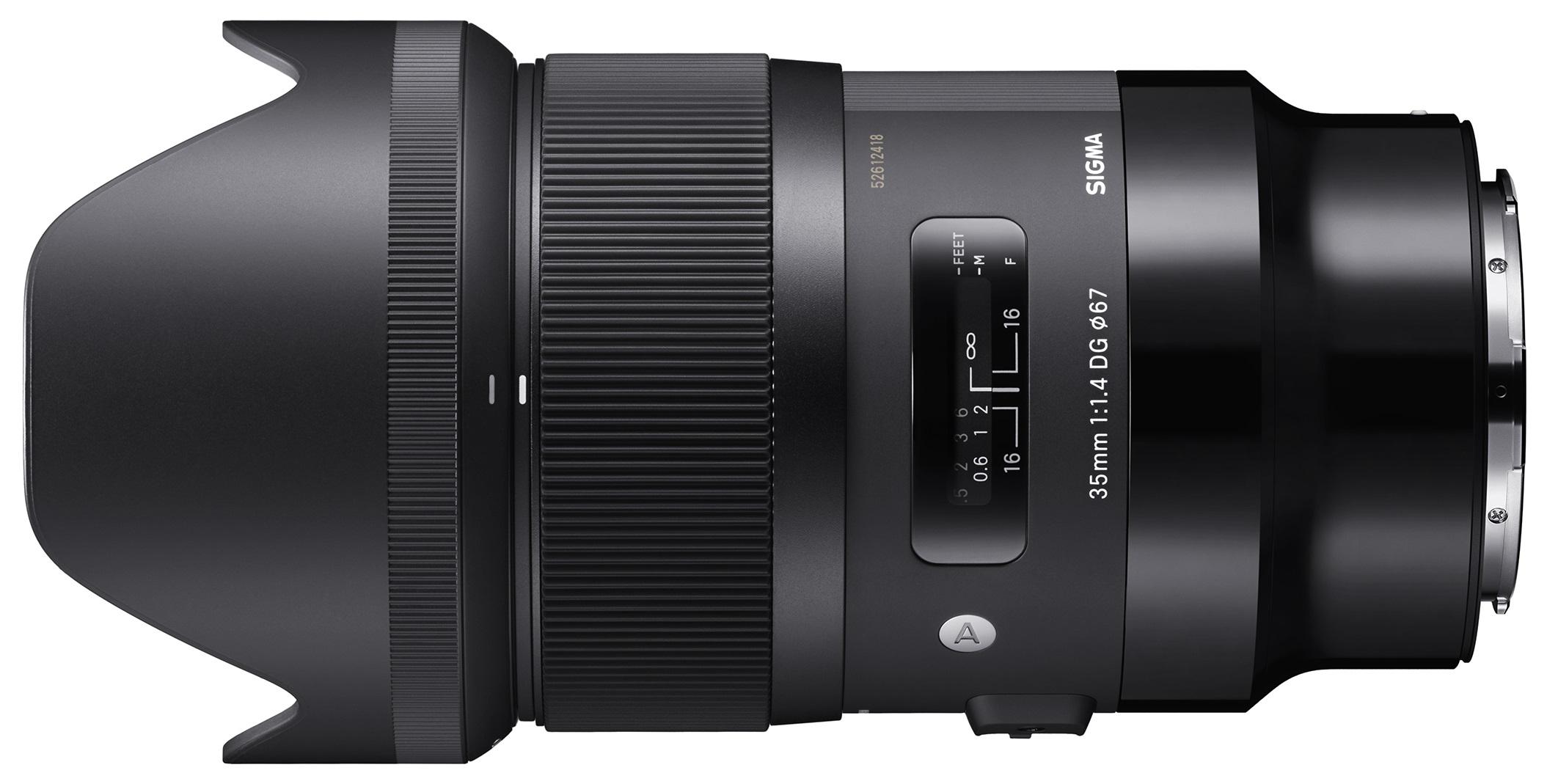 SIGMA 35 mm f/1,4 DG HSM Art pro L-mount