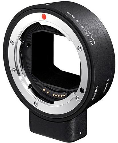 SIGMA MC-21 adaptér objektivu Canon EF na tělo Panasonic/Leica L