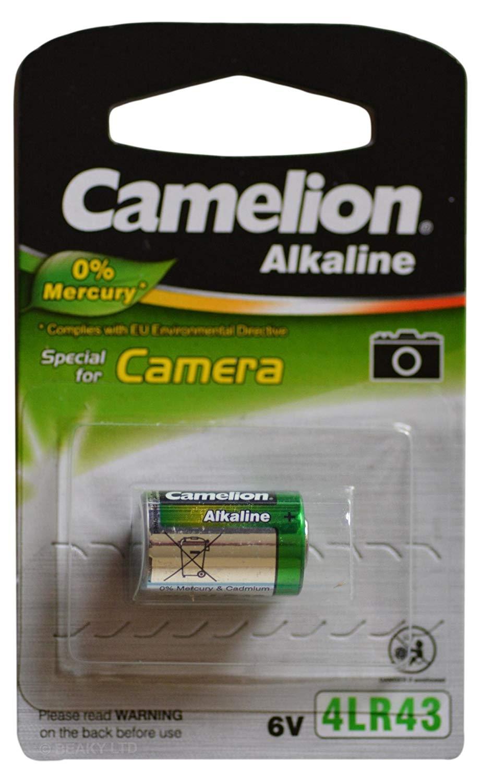 CAMELION 4LR43 6V