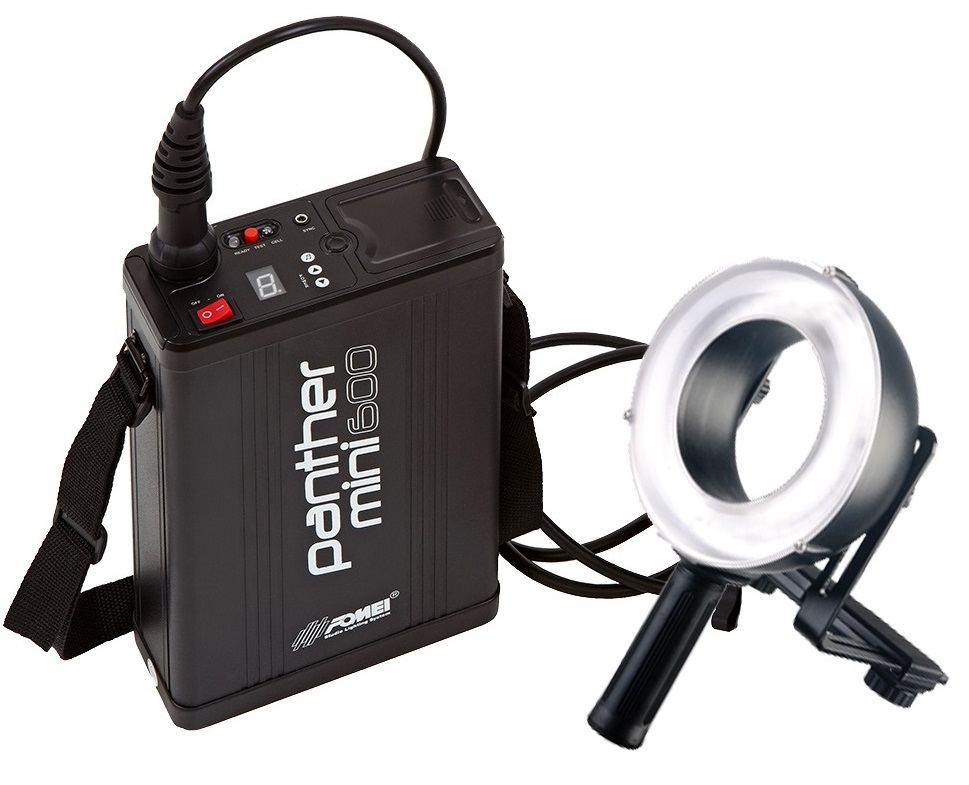 FOMEI Panther Mini 400 RING set bateriového generátoru