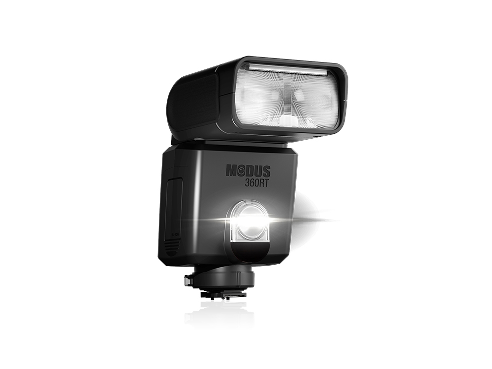 HAHNEL Modus 360RT Speedlight pro Nikon