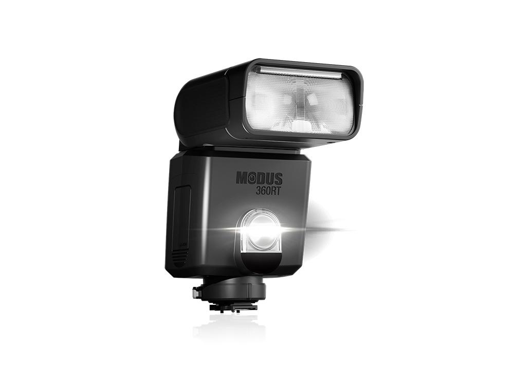 HAHNEL Modus 360RT Speedlight pro Nikon
