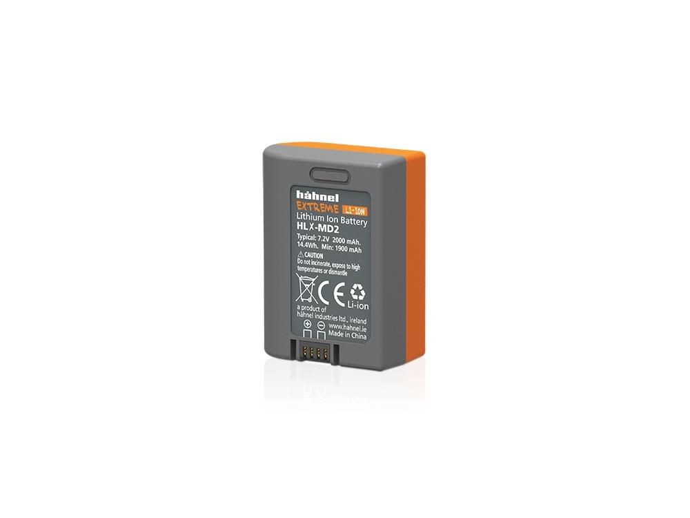 HAHNEL akumulátor HLX-MD2 pro Modus MK II